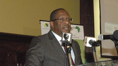 African needs to speak with one voice on climate issues, says Kenya's Environment Minister