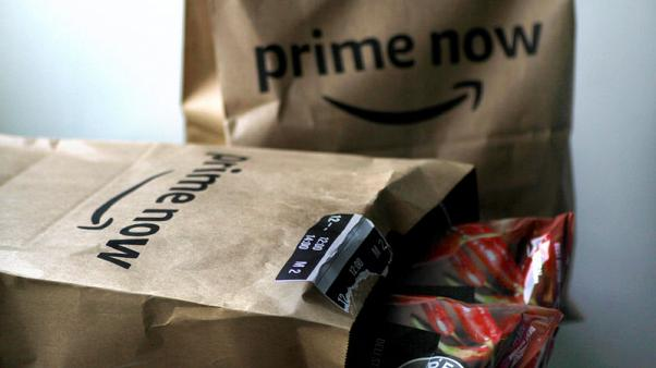 France's Monoprix says grocery alliance with Amazon Prime tops expectations