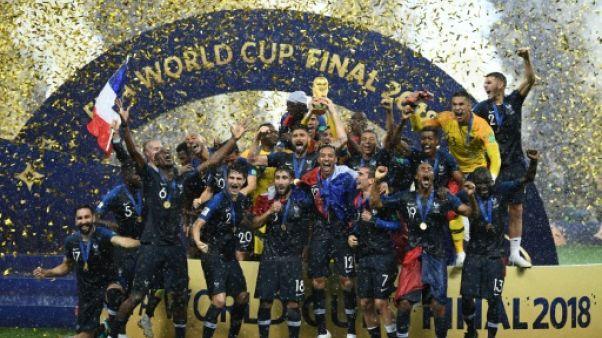 """Bleus: une bague de champion du monde, à l'initiative """"des joueurs"""" dit Lloris"""
