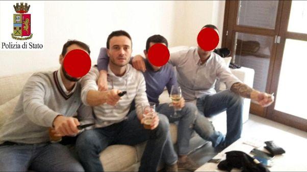 Bomba carta al derby, '4 anni carcere'