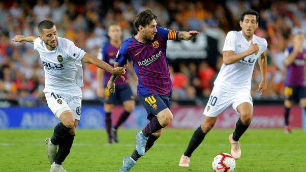 Messi's life to be portrayed in Cirque du Soleil show