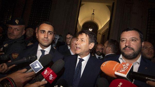Di Maio-Salvini, via Fornero e assumiamo