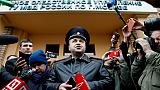 Agression en Russie: Pavel Mamaev et Alexander Kokorin placés en garde à vue