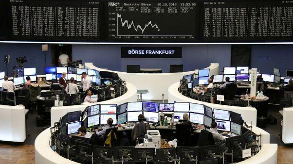 هبوط قطاع التكنولوجيا يقود أسهم أوروبا لأكبر خسارة في 3 أشهر ونصف