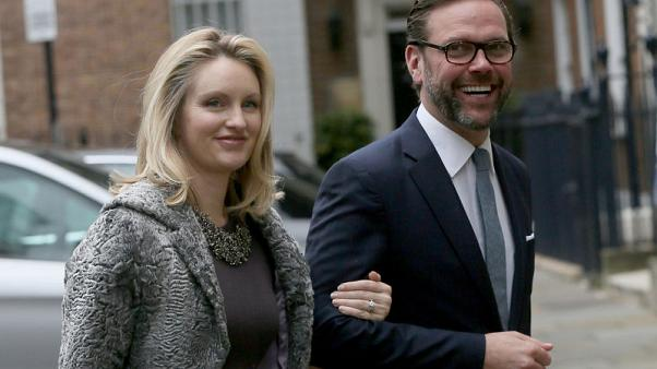 James Murdoch in line to replace Musk as Tesla chairman - FT