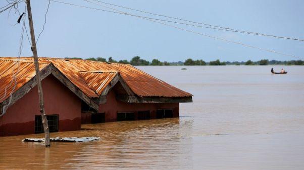 ارتفاع عدد قتلى فيضانات نيجيريا إلى 199