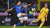 Soccer - Italy held by Ukraine despite promising first half