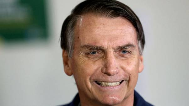 Brazil's far-right presidential candidate seen winning run-off - poll