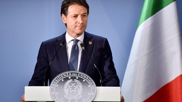 كونتي: شركات الحكومة الإيطالية مستعدة لاستثمار 15 مليار يورو إضافية في 5 سنوات