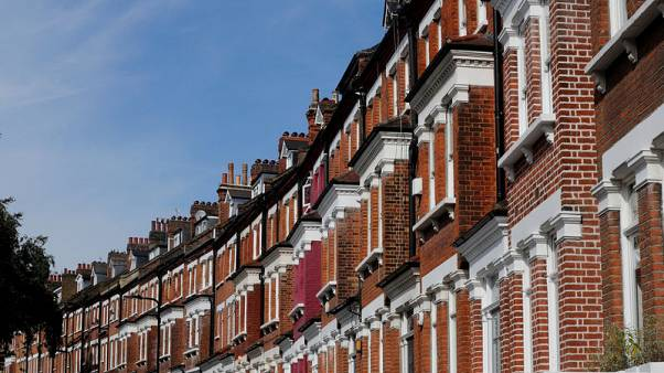 UK surveyors see weakest house price outlook since Brexit vote - RICS