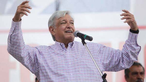 Dismissing past ailments, Mexico's next president says he's healthy