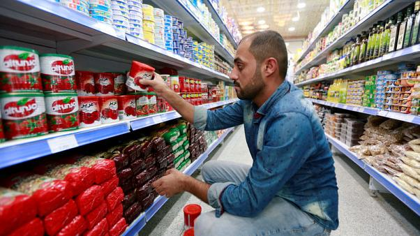 Tomato squeeze - U.S. sanctions begin to distort Iran's economy