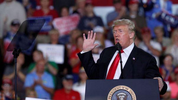 ترامب: سول لن ترفع العقوبات عن بيونجيانج دون موافقة واشنطن