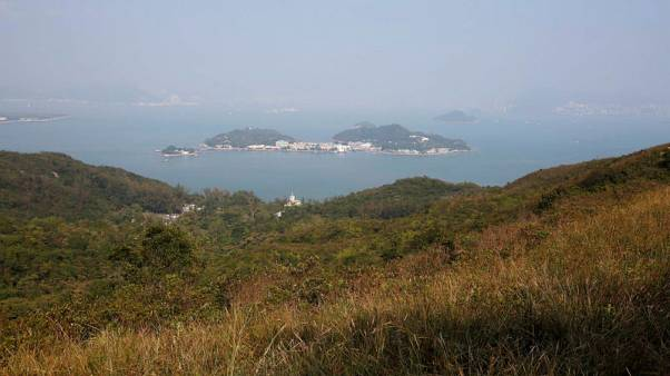 Rising sea levels, storm surges pose risks for Hong Kong's artificial island project