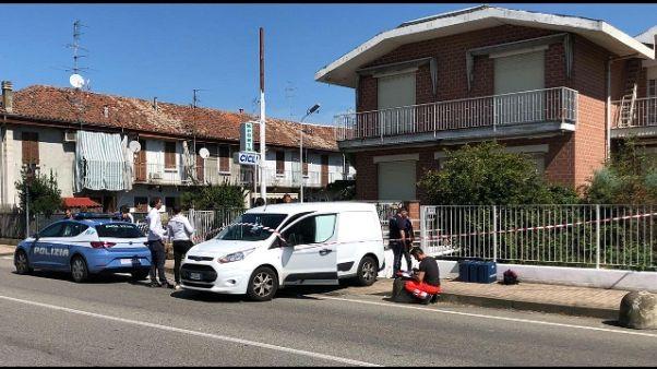 Ucciso a Vercelli,arrestato amico 70enne