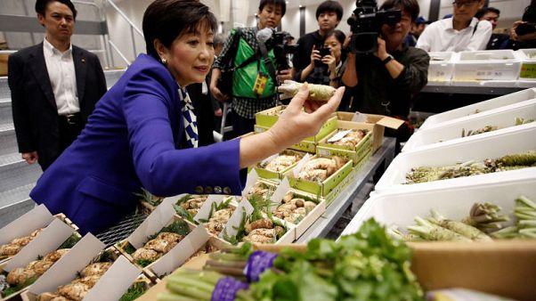 أكبر سوق أسماك في العالم يعود.. في موقع جديد بطوكيو