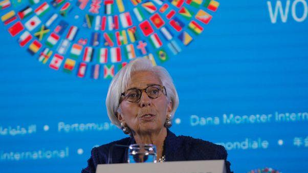 لاجارد: صندوق النقد يبدأ محادثات مساعدة مالية مع باكستان