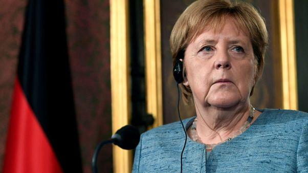 Alarm bells for Merkel as Bavarian allies face election slump