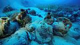 Ancient shipwrecks found in Greek waters tell tale of trade routes
