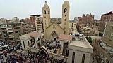 Egypte: 17 condamnations à mort pour des attentats contre des églises