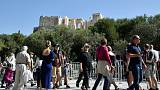Strike over privatisation fears shuts Greece's Acropolis