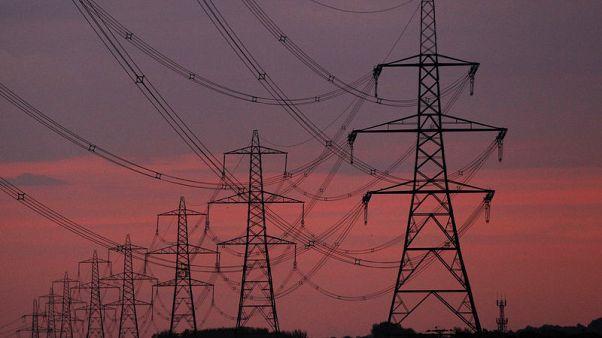 UK big six energy firms 2017 supply profits fell as customers left
