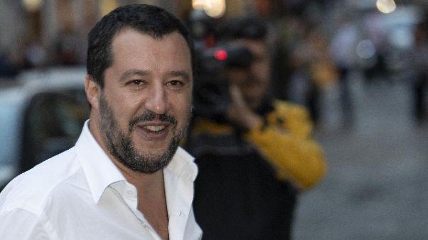 Cucchi:Salvini,invito sorella a Viminale