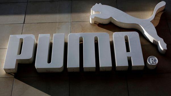 Puma commemorates 'black power' salute in U.S. market push