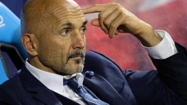 Inter: Spalletti, pronti per il derby