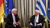Greece tells Germany it wants better ties but still seeks WW2 reparations