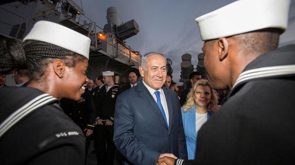 """البحرية الأمريكية تعود لميناء أسدود في مؤشر على """"التحالف العميق"""" مع إسرائيل"""