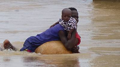Nigeria floods: Guterres 'deeply saddened' by loss of life and rising need