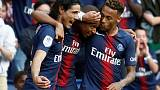 Soccer - French league boss sees positives in PSG domination