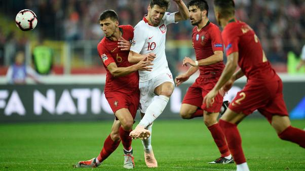 Soccer - New-look Portugal hit back to win 3-2 in Poland