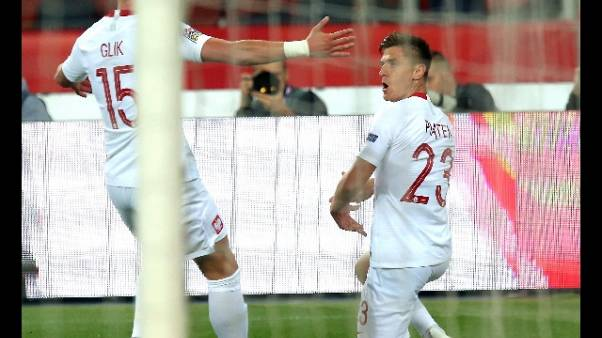 Nations league, Polonia-Portogallo 2-3