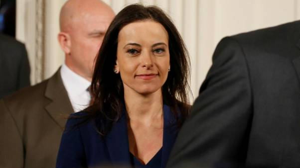Dina Powell withdraws from consideration for U.S. envoy to UN - source