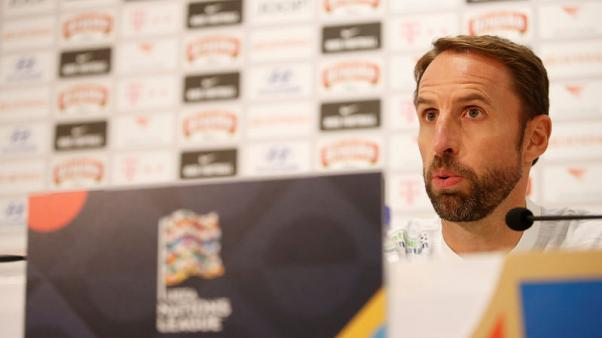 Youthful England side not an experiment, says Southgate