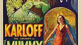 ملصق نادر لفيلم (المومياء) الذي أنتج عام 1932 قد يباع بمليون دولار في مزاد