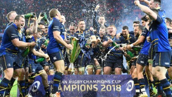 Rugby: un sommet d'entrée pour le Racing en Coupe d'Europe