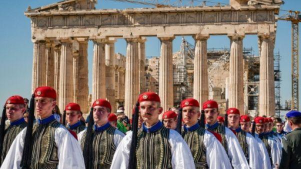 Grèce: Athènes veut ranimer la mémoire confisquée de sa libération