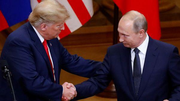 Russia says Putin-Trump meeting in Paris on November 11 possible