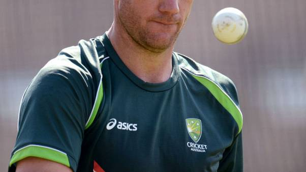 Cricket - Australia's Hastings puts career on hold due to lung condition