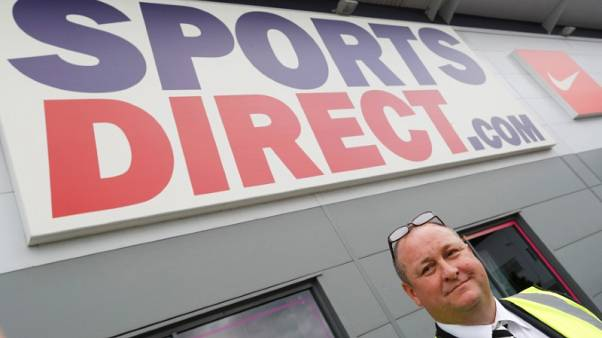 Sports Direct buys Glasgow department store Frasers for 95 million pounds