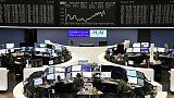 قطاعا التكنولوجيا والسيارات يقودان تعافيا في أسواق الأسهم الأوروبية