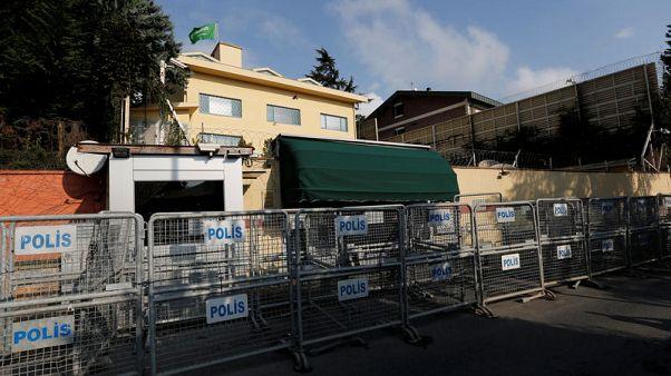 مصادر: وفد سعودي يصل تركيا للتحقيق في اختفاء خاشقجي