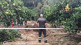Trovato cadavere bimbo disperso maltempo