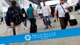 Unwelcome guest: U.S. tariffs loom at China's biggest trade fair