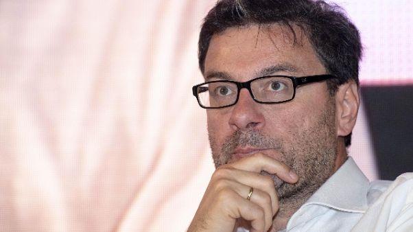 """Calcio, Giorgetti """"siamo all'anno zero"""""""