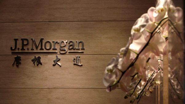 أرباح جيه.بي مورجان ترتفع 24.5% بدعم من زيادة أسعار الفائدة