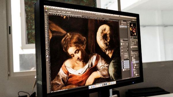 Caravaggio rubato, Vaticano in campo
